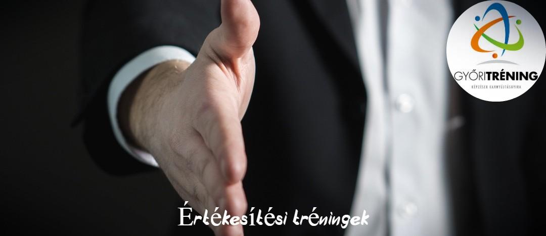 Értékesítési tréningek