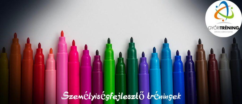 személyiségfejlesztő tréningek 2020 első félévében