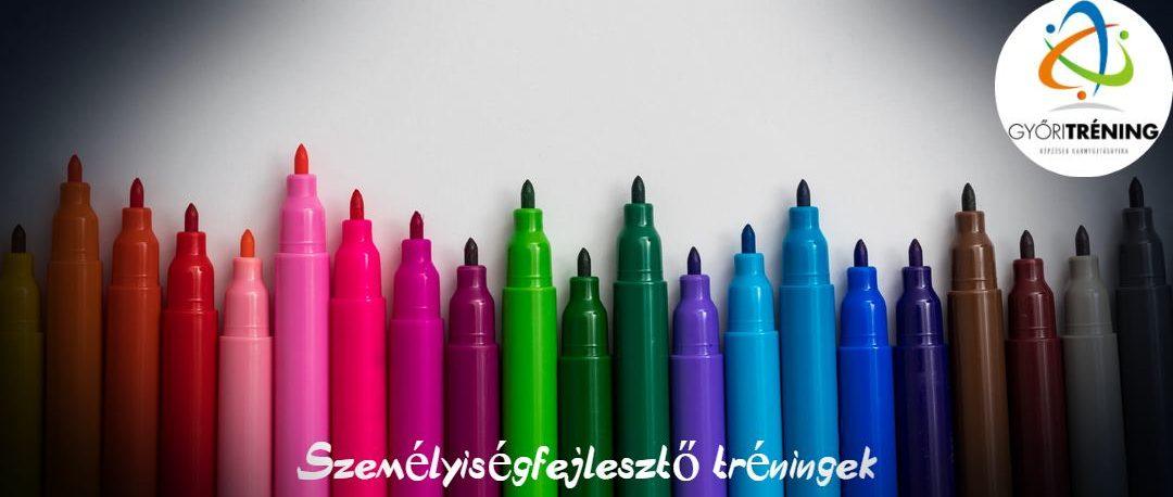 személyiségfejlesztő tréningek Győrben