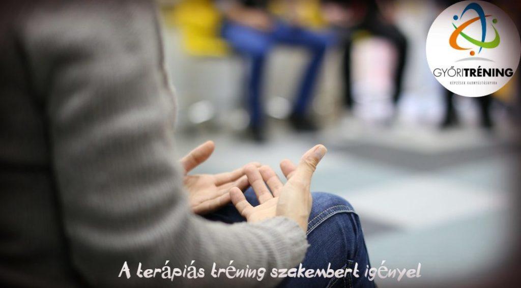A terápiás tréning szakembert igényel. A tréning is lehet terápia.