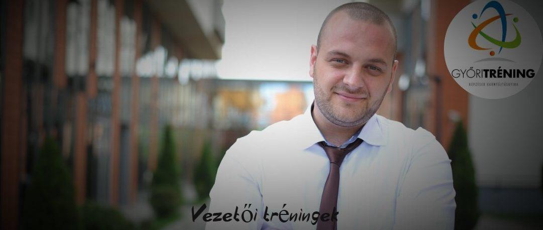 vezetői tréningek Győrben