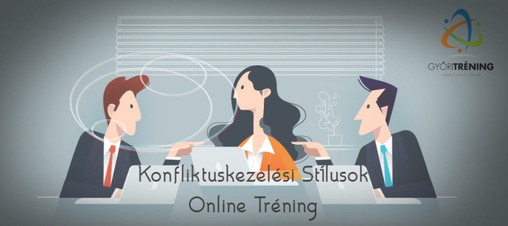 konfliktuskezelési stílusok online tréning