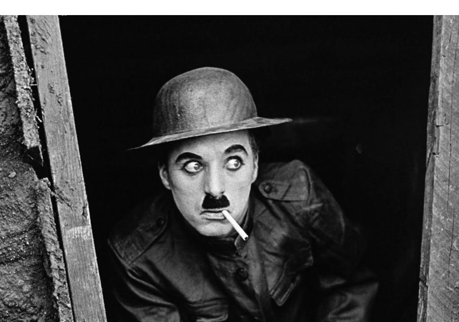 Charlie Chaplin és a testbeszéd befolyásolás