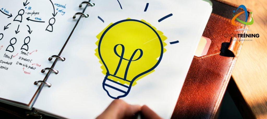 változásmenedzsment lépései - engedd szabadjára a kreativitást